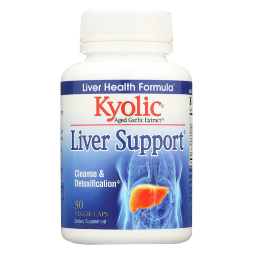 Kyo Dophilus Liver Support - 50 Capsules-Eco-Friendly Home & Grocery-Kyo*dophilus-EpicWorldStore.com
