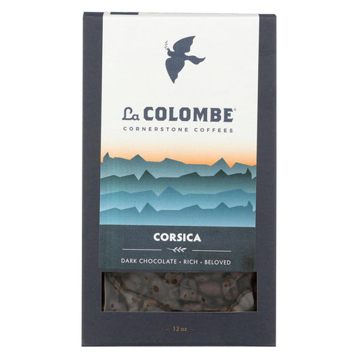 La Colombe Whole Bean Coffee - Corsica - Case Of 8 - 12 Oz.-Eco-Friendly Home & Grocery-La Colombe-EpicWorldStore.com