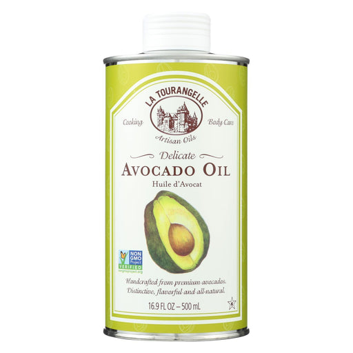 La Tourangelle Avocado Oil - Case Of 6 - 16.9 Fl Oz.-Eco-Friendly Home & Grocery-La Tourangelle-EpicWorldStore.com