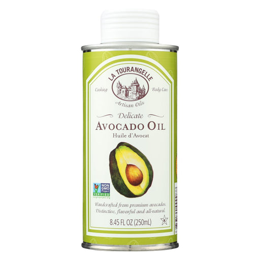 La Tourangelle Avocado Oil - Case Of 6 - 8.45 Fl Oz.-Eco-Friendly Home & Grocery-La Tourangelle-EpicWorldStore.com