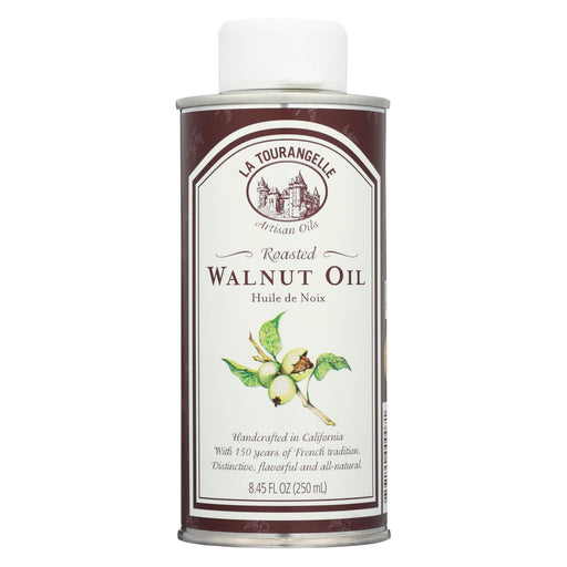 La Tourangelle Roasted Walnut Oil - Case Of 6 - 250 Ml-Eco-Friendly Home & Grocery-La Tourangelle-EpicWorldStore.com