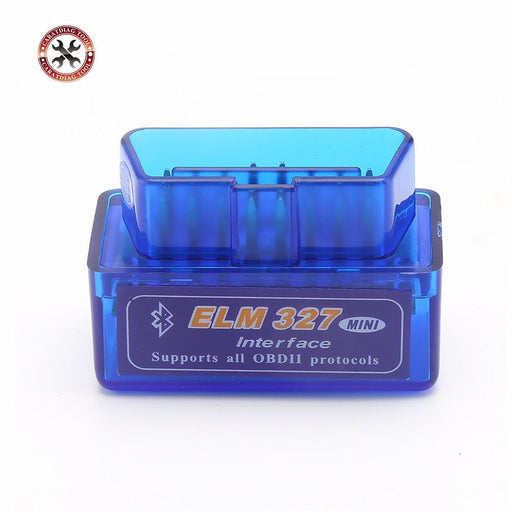 Latest Version Super Mini Elm327 Bluetooth V2.1 Obd2 Mini Elm 327 Car Diagnostic Scanner Tool For-Car Repair Tools-CARATDIAG Store-EpicWorldStore.com