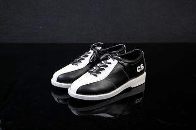 Leather Bowling Shoes For Men Fitness Sports Shoes Bowling Supplies Hot Women Bowling Shoes-Bowling-RUIM Store-white black men-6.5-EpicWorldStore.com