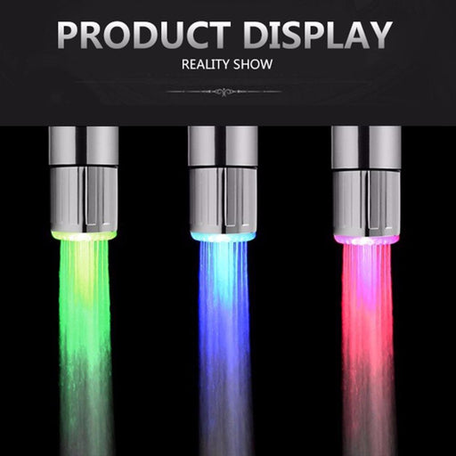 Led Water Faucet Aerators Red Blue Green Multi Colors Light Nozzle Tap Adapter Device Bubbler Head-Novelty Lighting-Shop2919047 Store-Blue-EpicWorldStore.com