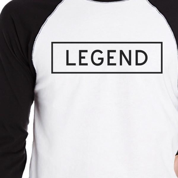 b50b0503 Legend Legacy Funny Family Baseball Tee Unique Gift Ideas For Him-Apparel &  Accessories-