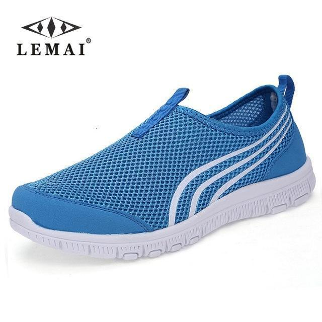 Lemai New Men Casual Shoes, Mens Flats Shoes Men Breathable Lovers Casual Shoes Size-Shoe Accessories-LEMAI Official Store-002 sky blue-5-EpicWorldStore.com