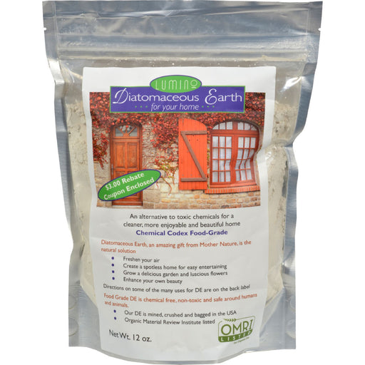 Lumino Diatomaceous Earth For Your Home - 12 Oz-Eco-Friendly Home & Grocery-Lumino Home-EpicWorldStore.com