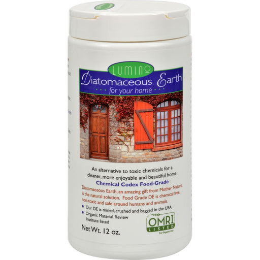 Lumino Home Diatomaceous Earth - 12 Oz-Eco-Friendly Home & Grocery-Lumino Home-EpicWorldStore.com