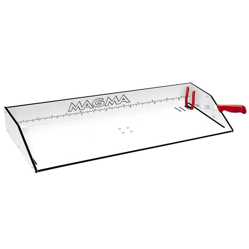 "Magma Bait-Filet Mate Serving-Cutting Table - 31"" - White-Black-Marine Products-Magma-EpicWorldStore.com"