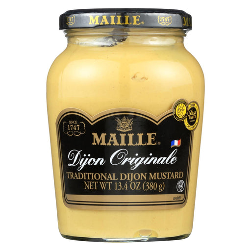 Maille Dijon Mustard - Original - Case Of 6 - 13.4 Oz.-Eco-Friendly Home & Grocery-Maille-EpicWorldStore.com
