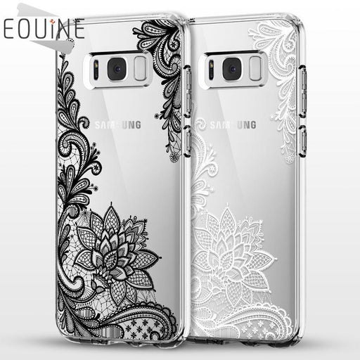 Mandala Flower For Samsung Galaxy S3 S4 S5 S6 S7 Edge S8 Plus A3 A5 2015 J2 J3 J5 J7-Mobile Phone Accessories-Eouine Official Store-1-A3 2015 A300-EpicWorldStore.com