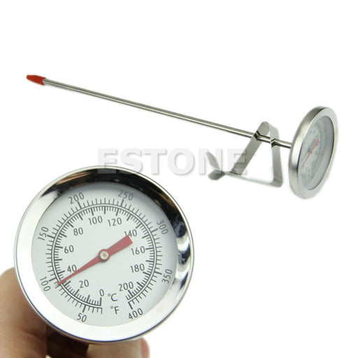 Meat Thermometer Kitchen Stainless Steel Oven Cooking Bbq Probe Thermometer Food Meat Gauge 200-Household Merchandises-Worldwide Decoration Store Store-EpicWorldStore.com