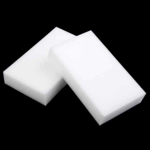 Melamine Sponge Magic Sponge Eraser Melamine Cleaner Eco-Friendly White Kitchen Magic Eraser 100-Household Cleaning-Angela pan's store-EpicWorldStore.com