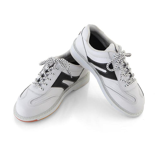 Men Bowling Shoes Soft Footwear Classic Platform Sneakers Women Wearable Comfortable Shoes Aa10088-Bowling-SHOES BELONGS TO YOU-Black-4-EpicWorldStore.com