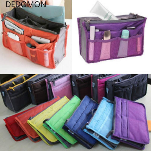 Men Waterproof Folding Travel Bag Nylon Large Capacity Sundries Storage Women Bag Insert-Luggage & Travel Bags-Shop2944120 Store-Coral-EpicWorldStore.com