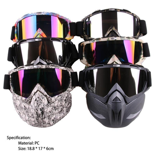 Men Women Ski Snowboard Snowmobile Goggles Mask Snow Winter Skiing Ski Glasses Motocross Sunglasses-Shooting-Outdoor Lifestyle Store-A-EpicWorldStore.com