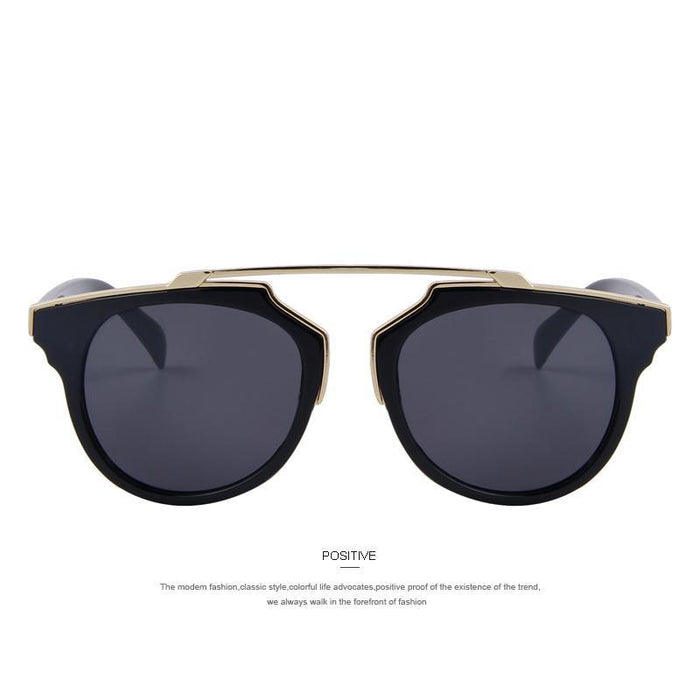 Merry'S Women Cat Eye Sun Glasses Uv400-Accessories-MERRY'S official store-C01 Black-EpicWorldStore.com