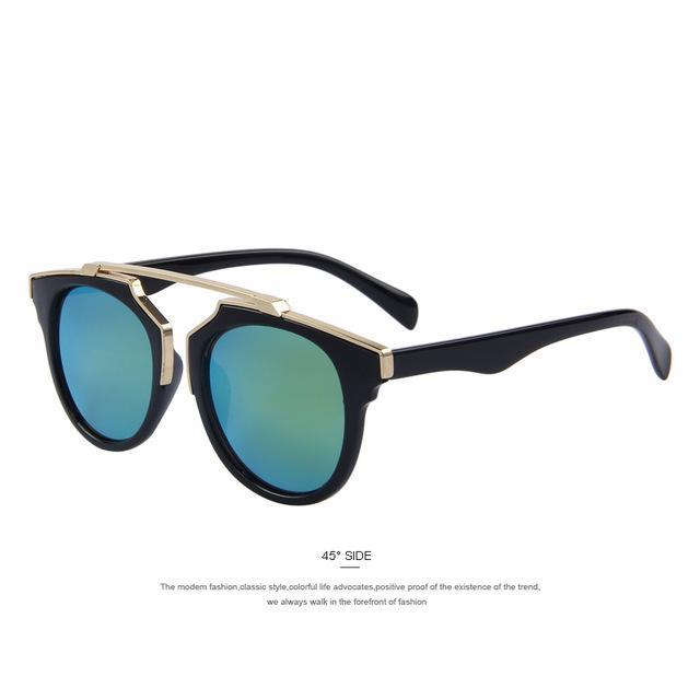 Merry'S Women Cat Eye Sun Glasses Uv400-Accessories-MERRY'S official store-C06 Gold-EpicWorldStore.com
