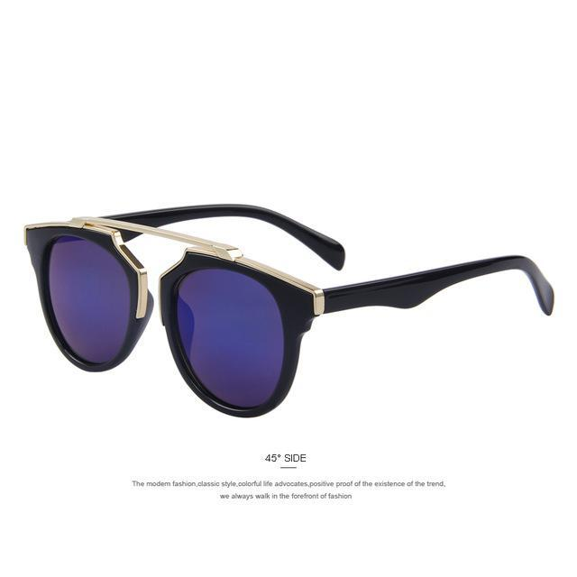 Merry'S Women Cat Eye Sun Glasses Uv400-Accessories-MERRY'S official store-C07 Blue-EpicWorldStore.com
