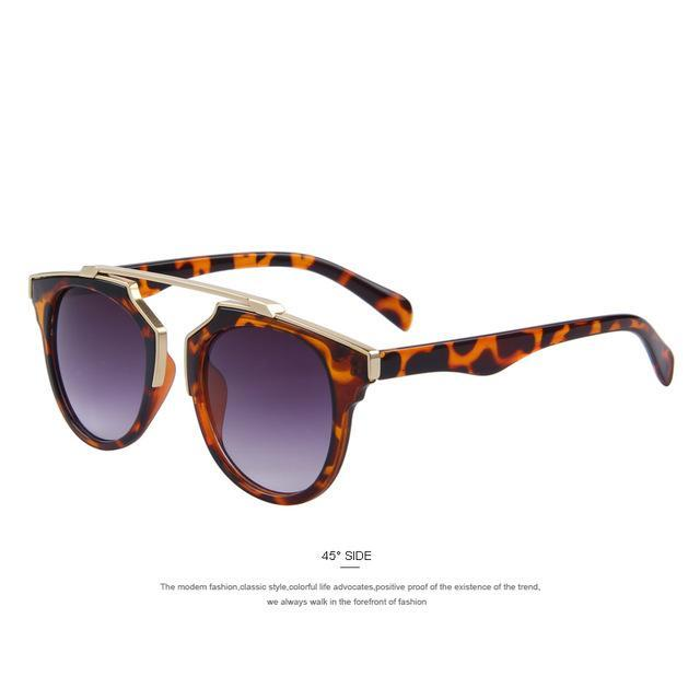 Merry'S Women Cat Eye Sun Glasses Uv400-Accessories-MERRY'S official store-C10 Leopard-EpicWorldStore.com