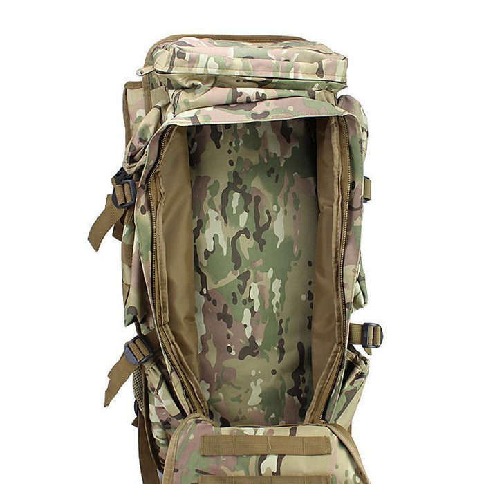 91c68e0ec5fd Military Usmc Army Tactical Molle Hiking Hunting Camping Rifle Backpack Bag  Climbing Bags Ourdoor-Camping