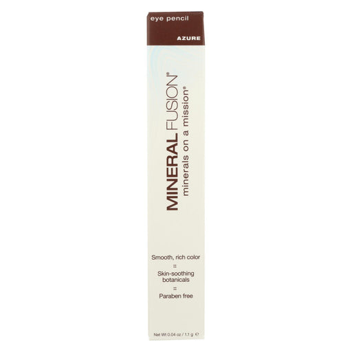 Mineral Fusion - Eye Pencil - Azure - 0.04 Oz.-Eco-Friendly Home & Grocery-Mineral Fusion-EpicWorldStore.com