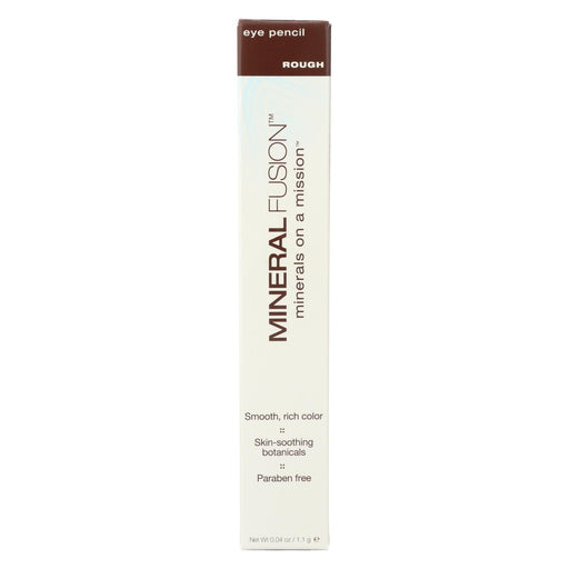 Mineral Fusion - Eye Pencil - Rough - 0.04 Oz.-Eco-Friendly Home & Grocery-Mineral Fusion-EpicWorldStore.com