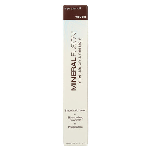 Mineral Fusion - Eye Pencil - Touch - 0.04 Oz.-Eco-Friendly Home & Grocery-Mineral Fusion-EpicWorldStore.com