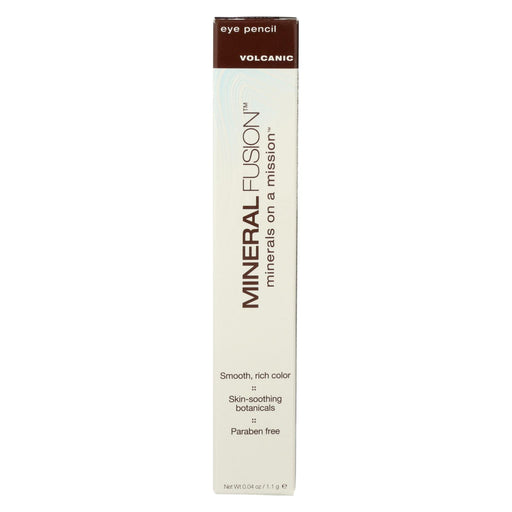 Mineral Fusion - Eye Pencil - Volcanic - 0.04 Oz.-Eco-Friendly Home & Grocery-Mineral Fusion-EpicWorldStore.com