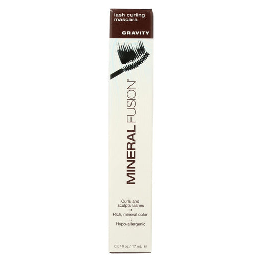 Mineral Fusion - Mascara - Curling Gravity - 0.57 Oz.-Eco-Friendly Home & Grocery-Mineral Fusion-EpicWorldStore.com