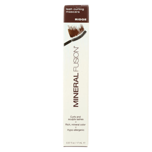 Mineral Fusion - Mascara - Curling Ridge - 0.57 Oz.-Eco-Friendly Home & Grocery-Mineral Fusion-EpicWorldStore.com