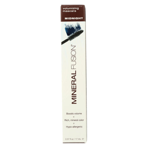 Mineral Fusion - Mascara - Volume Midnight - 0.57 Oz.-Eco-Friendly Home & Grocery-Mineral Fusion-EpicWorldStore.com