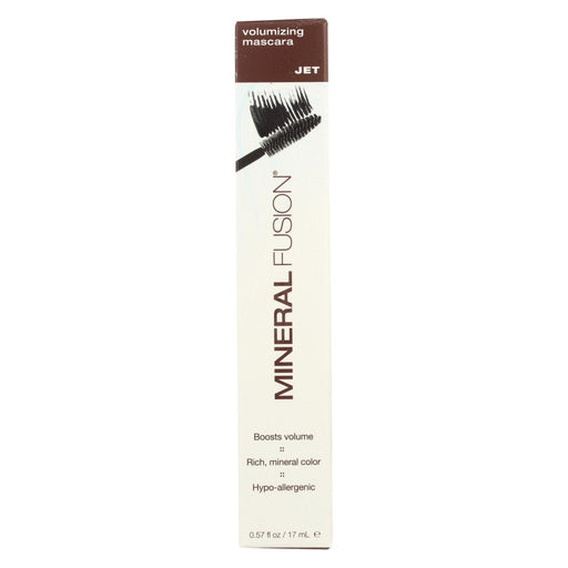 Mineral Fusion - Mascara - Volumizing Jet - 0.57 Oz.-Eco-Friendly Home & Grocery-Mineral Fusion-EpicWorldStore.com