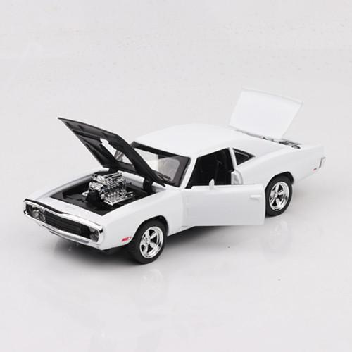 Mini Auto 132 Dodge Charger The Fast And The Furious Alloy Car