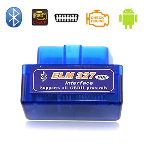 Mini Super Elm327 Obdii Obd2 Bluetooth Car Diagnostic Scan Tool For Auto Obd Scanner For Android-Car Repair Tools-Toptech Alone-V2.1-EpicWorldStore.com