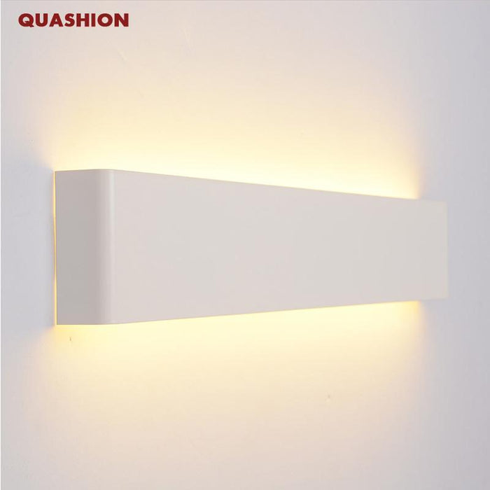 Modern Led Aluminum Wall Lamp Bathroom Mirror Lights Sconce Bedroom ...