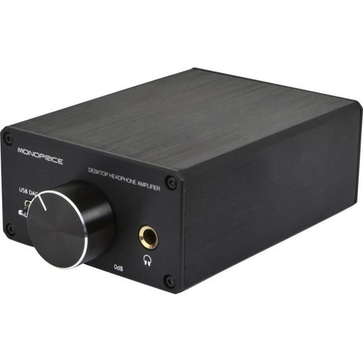 Monoprice, Inc. Desktop Headphone Amplifier-Computers & Electronics-Monoprice, Inc.-EpicWorldStore.com