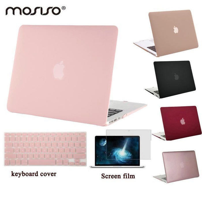 "4 in 1 YELLOW Crystal Case for Macbook Pro 13/"" A1425 Retina+Key Cover+LCD+BAG"