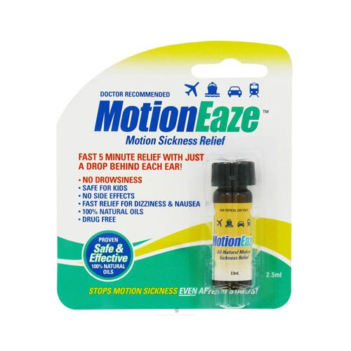 Motioneaze Motion Sickness Relief - Case Of 6 - 2.5 Ml-Eco-Friendly Home & Grocery-Motioneaze-EpicWorldStore.com