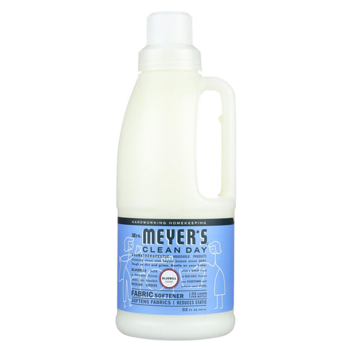 Mrs. Meyer'S Clean Day - Fabric Softener - Bluebell - 32 Oz-Eco-Friendly Home & Grocery-Mrs. Meyer's-EpicWorldStore.com