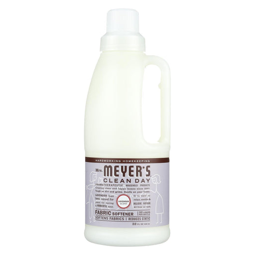 Mrs. Meyer'S Clean Day - Fabric Softener - Lavender - 32 Oz-Eco-Friendly Home & Grocery-Mrs. Meyer's-EpicWorldStore.com