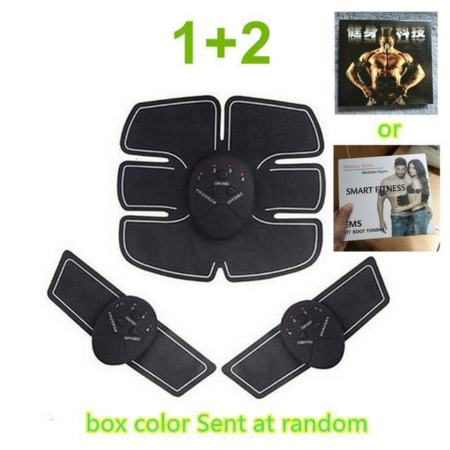 Multi-Function Ems Abdominal Exerciser Device Hous Abdominal Muscles Intensive Training Electric-Health Care-Mother 's hand massage physiotherapy equipment Store-With original box-EpicWorldStore.com