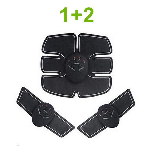 Multi-Function Ems Abdominal Exerciser Device Hous Abdominal Muscles Intensive Training Electric-Health Care-Mother 's hand massage physiotherapy equipment Store-Without Retail Box-EpicWorldStore.com
