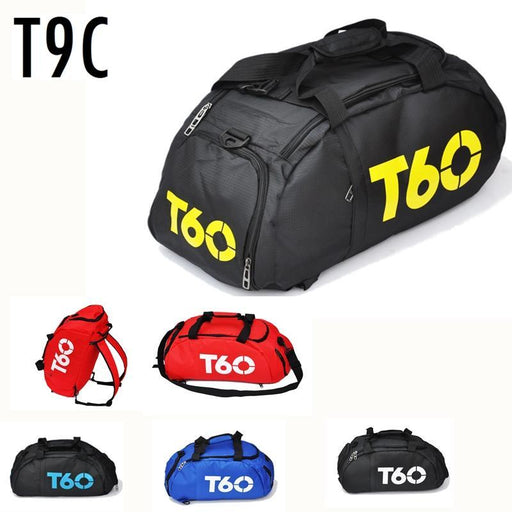 Multi-Use Portable Shoulder Sports Bag Gym Backpack Separated Shoes Storage Fitness Bags Men Women-Sport Bags-Leyang Outdoor Store-1-EpicWorldStore.com