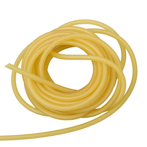 Natural Latex Slingshots Rubber Tube 1M For Outdoor Hunting Shooting High Elastic Tubing Band-Shooting-CSForce-3050-EpicWorldStore.com