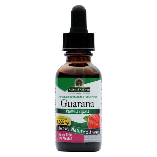 Nature'S Answer - Guarana Seed - 1 Fl Oz-Eco-Friendly Home & Grocery-Nature's Answer-EpicWorldStore.com