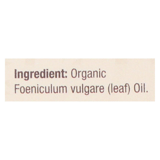 Nature'S Answer - Organic Essential Oil - Fennel - 0.5 Oz.-Eco-Friendly Home & Grocery-Nature's Answer-EpicWorldStore.com