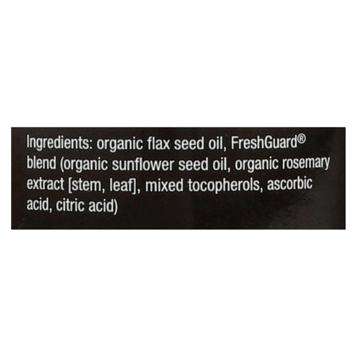 Nature'S Way - Efagold Flax Oil Organic - 16 Fl Oz-Eco-Friendly Home & Grocery-Nature's Way-EpicWorldStore.com