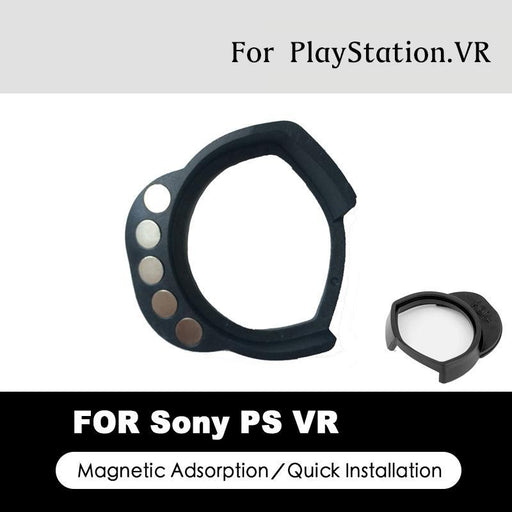 Nearsighted Glasses / Myopia Eyeglasses / Flat Lenses Protects The Lens For Sony Ps4 Ps Vr Virtual-VR/AR Devices-BlueKite Store-Eyeglasses frame-EpicWorldStore.com