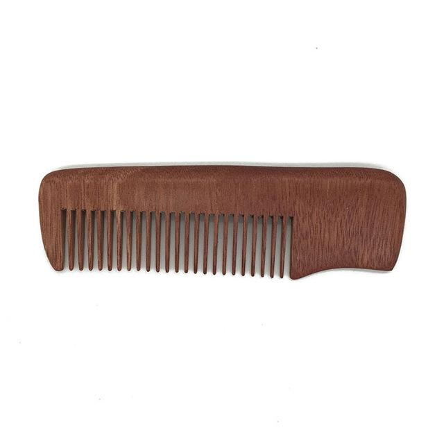 New 1 Pcs Pocket Wooden Comb Super Wood Combs No Static Beard Comb Hair Styling Tool-Hair Care & Styling-Sexy eyelash Store-F-EpicWorldStore.com